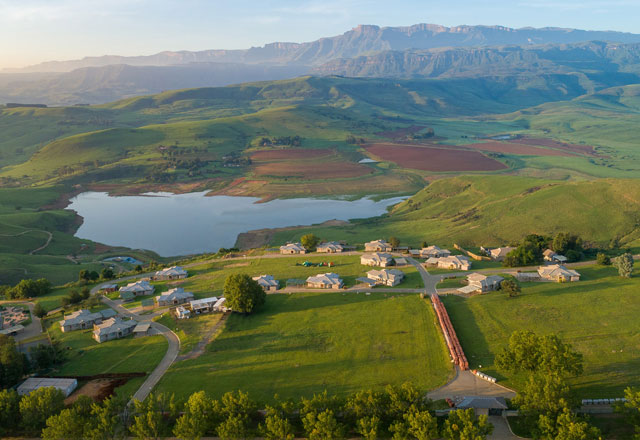 News from the resort with the Biggest Views in the Berg!